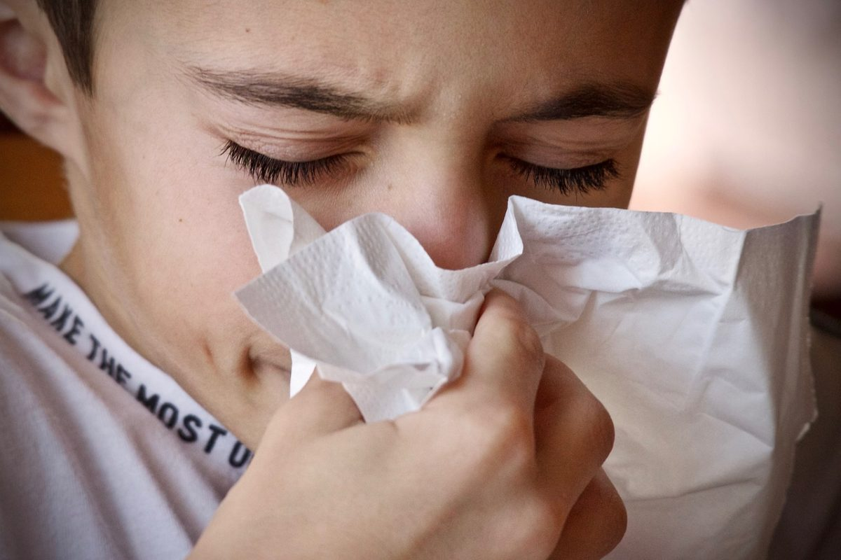 Acupuncture for hayfever can help